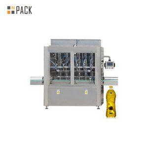 دستگاه پر کننده روغن مایع و افقی اتوماتیک