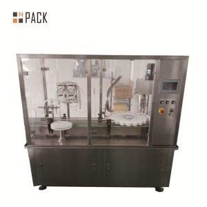 دستگاه پر کننده مایع و کنترل کامل دیجیتال 40-1000ml