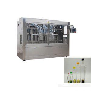 دستگاه پر کننده بطری شیشه ای اتوماتیک دستگاه توت فرنگی توت فرنگی