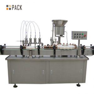 دستگاه پر کننده بطری چریکی گوریل چوبی با کیفیت بالا دستگاه پر کننده مایع الکترونیکی و پر کننده مایعات