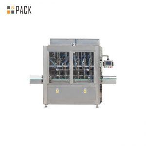 دستگاه های پرکننده روغن پخت و پز با کیفیت بالا دستگاه بسته بندی بطری روغن نباتی